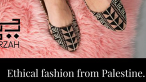 Zeena's new partnership celebrates the culture and beauty of tatreez embroidery.