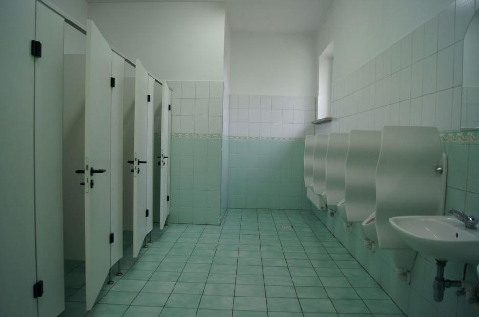 Toaleta dla chłopców