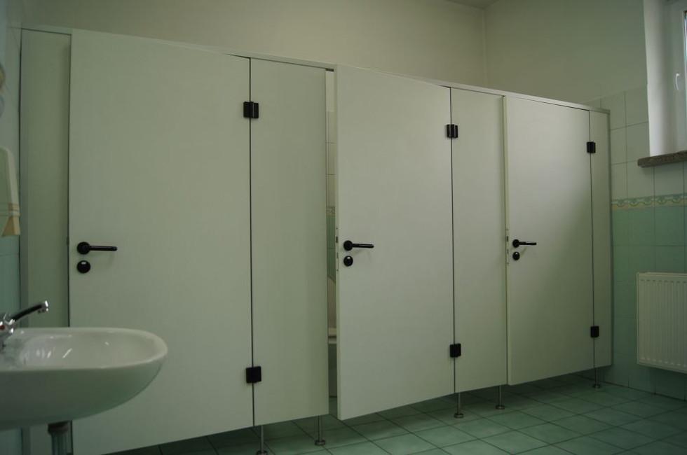 Toaleta dla dziewcząt