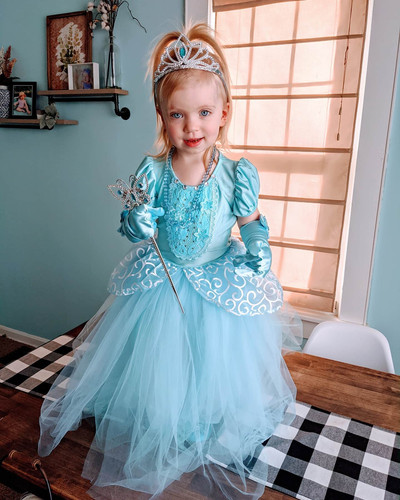 Our sweet princess