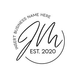 Templated Logo Design