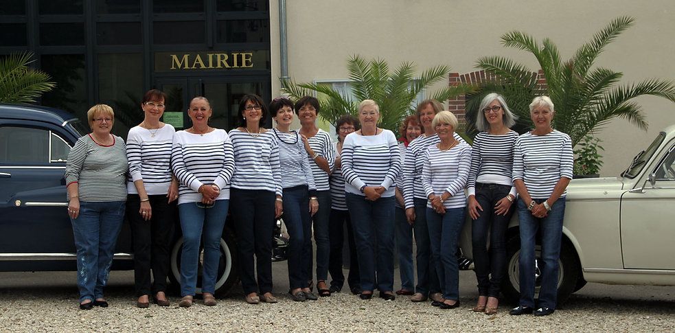 Chorale Auxerre Au Temps de l'Escale