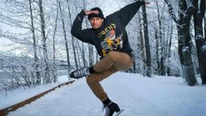 Elladj Baldé is Breaking Barriers as a Black Figure Skater