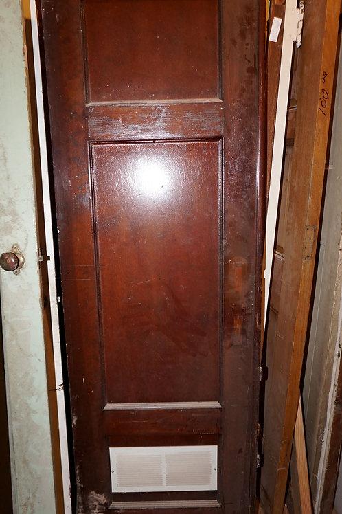 3-Panel Door with Vent