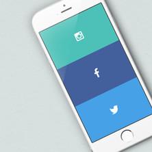 Social media Accounts creation and set up £90