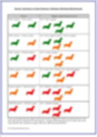 Lafora Genetics Chart