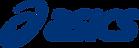 logo asics marque d running