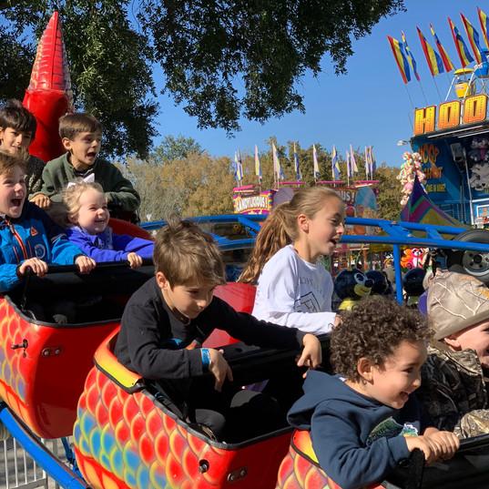2019 Fair - Roller Coaster