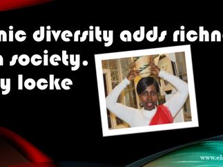 Diversity is richness