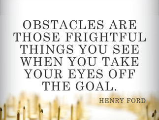 What are obstacles