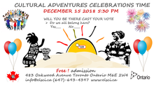 Cultural adventures party