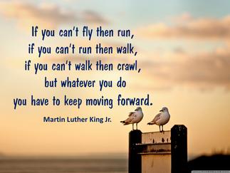 Don't Stop Progressing