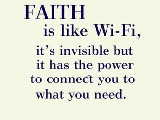 Wi-Fi Faith