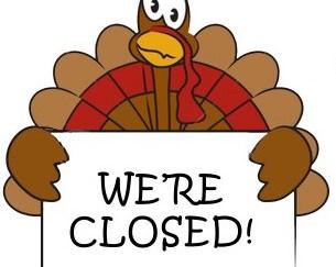 Sorry thanksgiving?