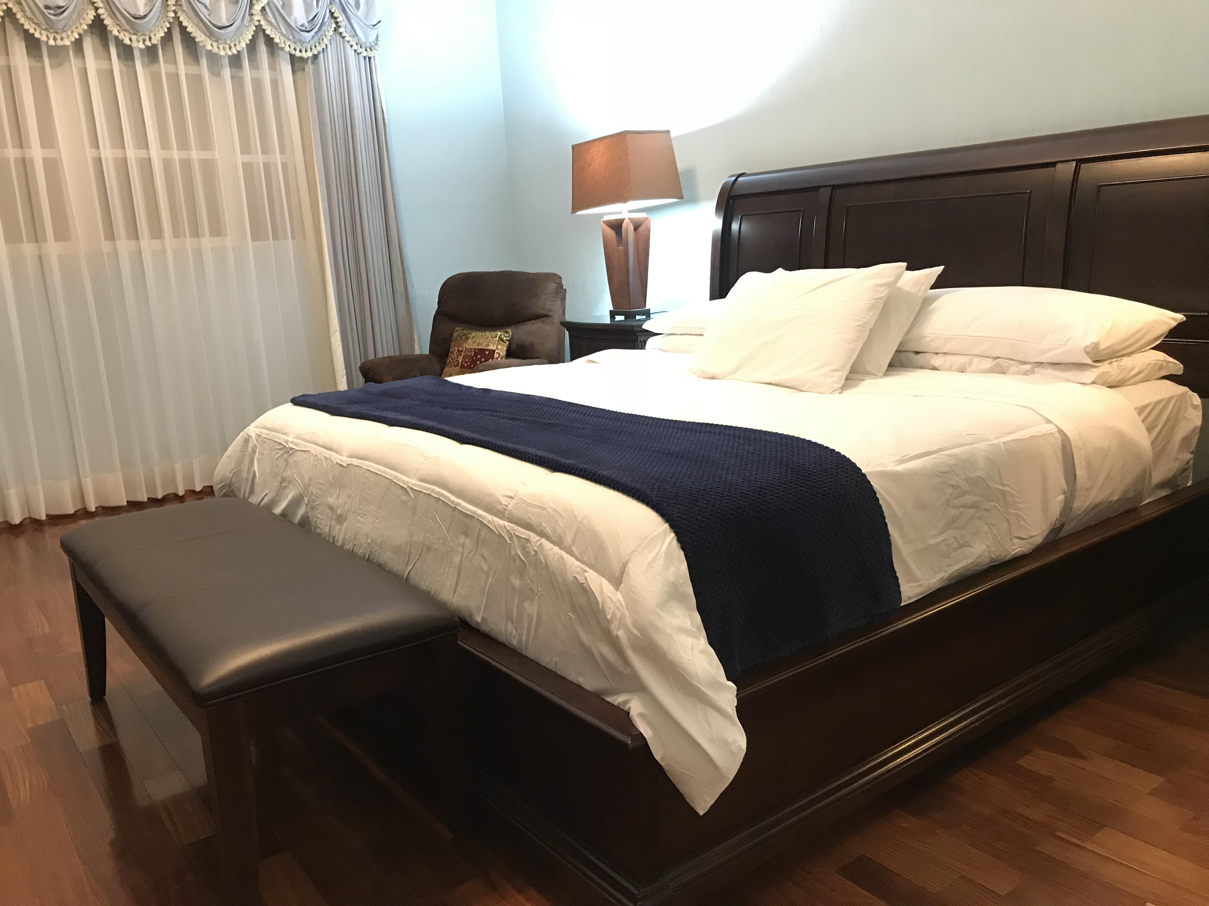 Principal ventana cama completa