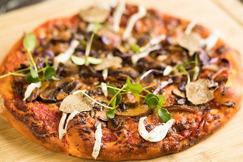 Pizza funghi & tartufo Vega (V)