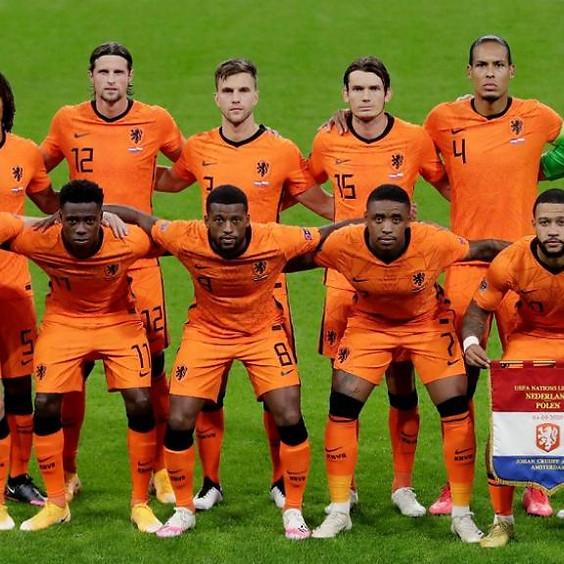 Nederlands elftal kijken