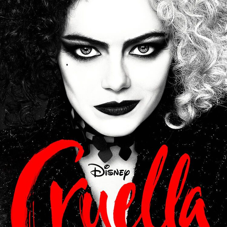 Cruella (12+) + meal deal