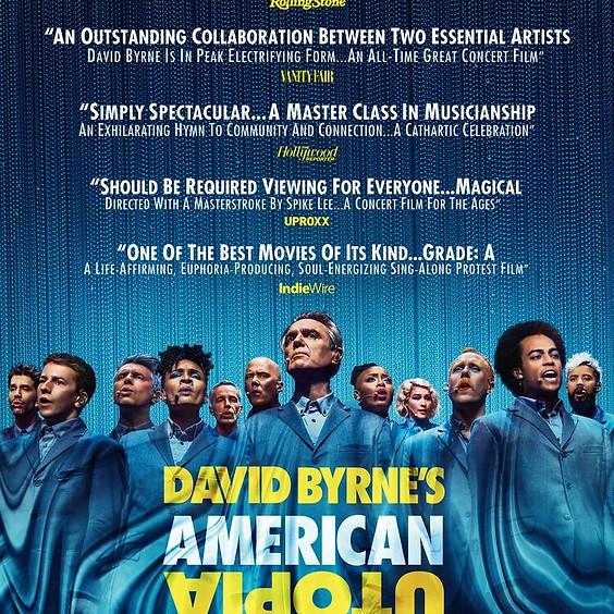 David Byrne's American Utopia (AL)