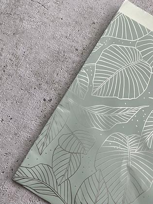 Leaf Mint Papiertaschen M