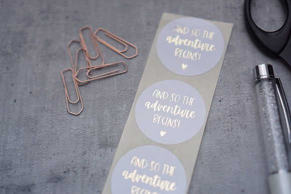 Adventure Sticker 10 Stk.