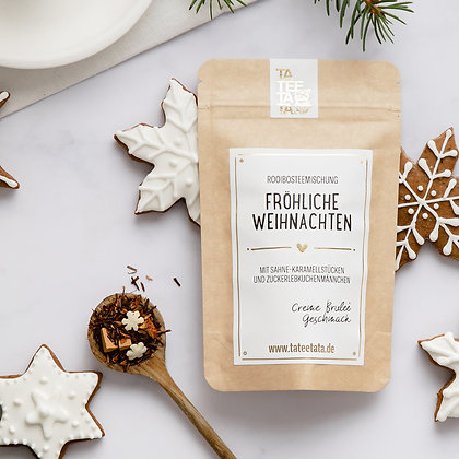 Fröhliche Weihnachten Tee