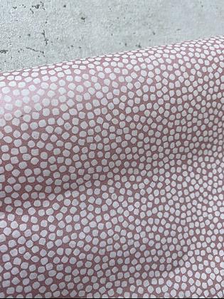 """Limited Edition """" Seidenpapier Roségold Dots"""""""