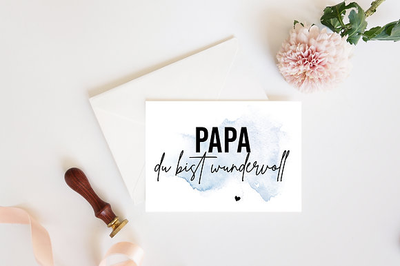 Muttertag und Vatertag