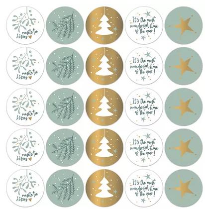 Most wonderfull time Sticker Mint 10 Stk. NEW´21