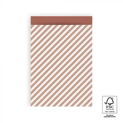 Rose Stripes Taschen S / M / L