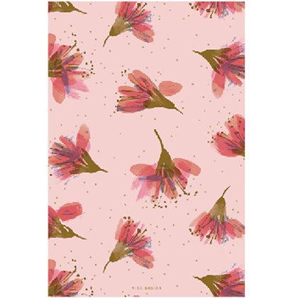 Notizblock A5 Kirschblüte