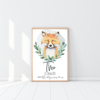 Fuchsjunge