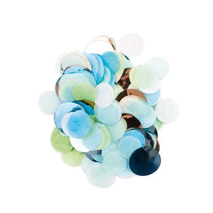 Konfetti Grün/Blau MIX 20gramm