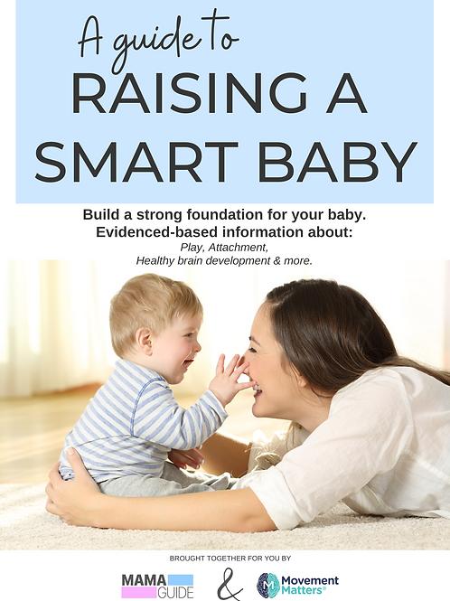 Build a Baby's Brain
