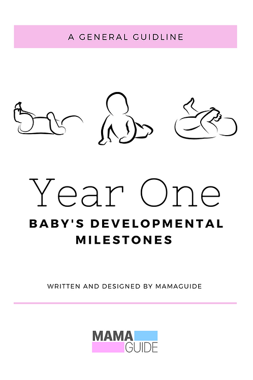 Year One Milestones