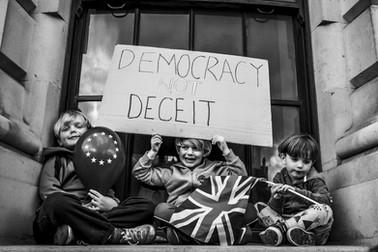 Democracy Not Deceit