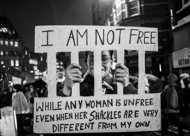 I Am Not Free