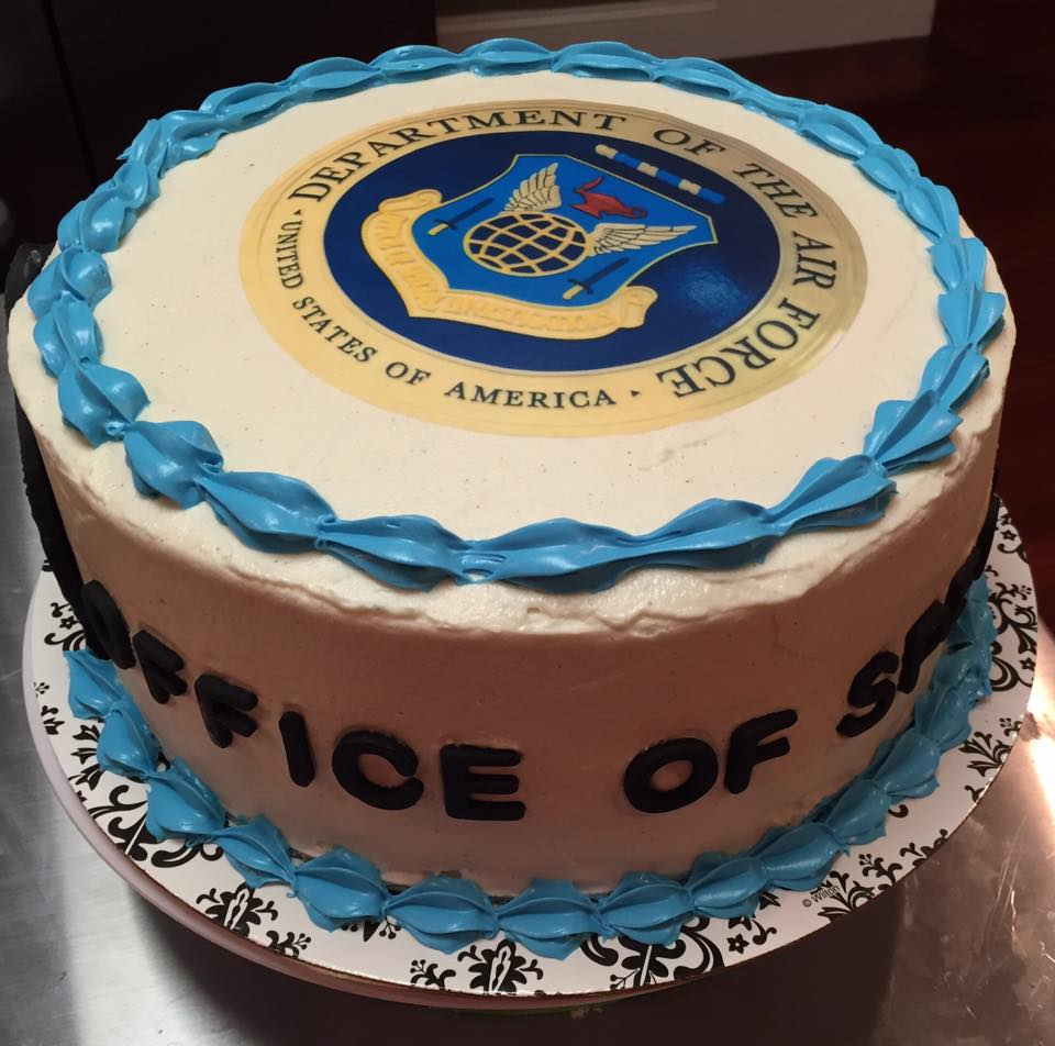 USAF OSI Celebration Cake
