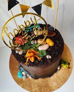 All Things Dirt Cake