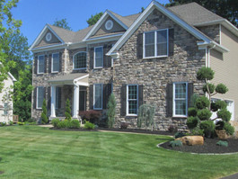 Landscape design services in CT