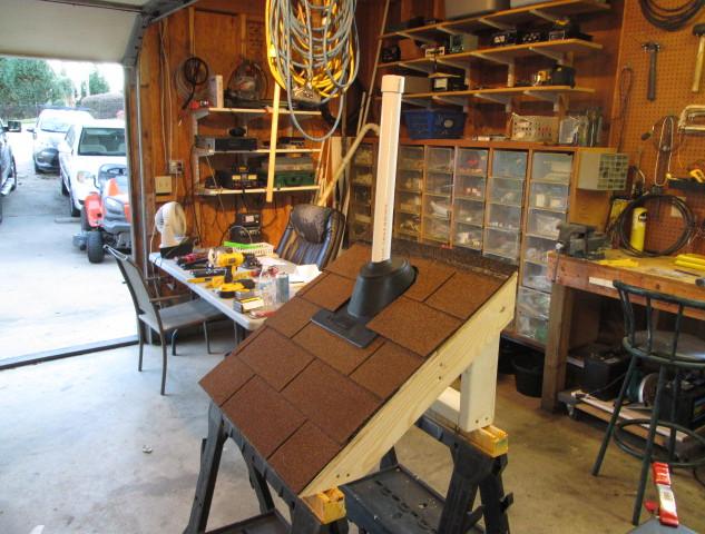 Roof Vent Antenna