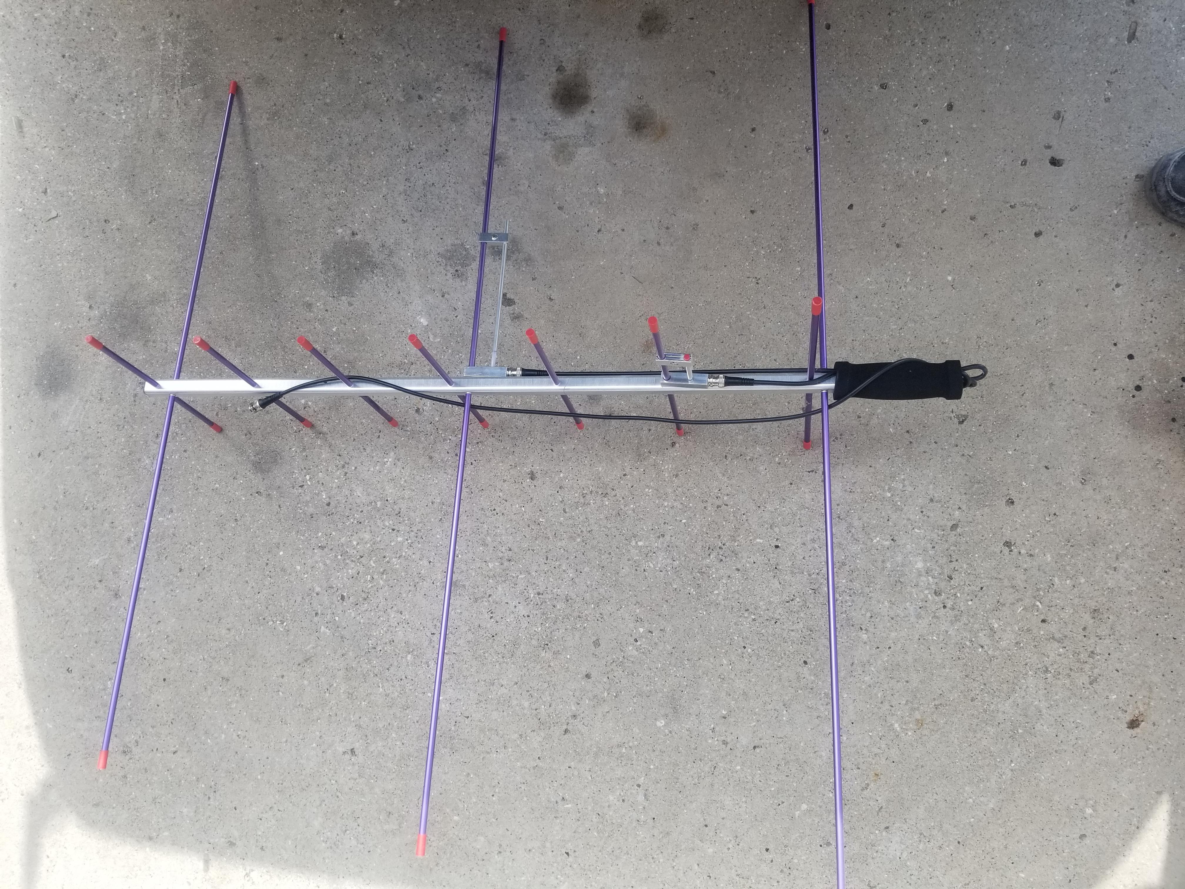 Arrow Satellite Antenna