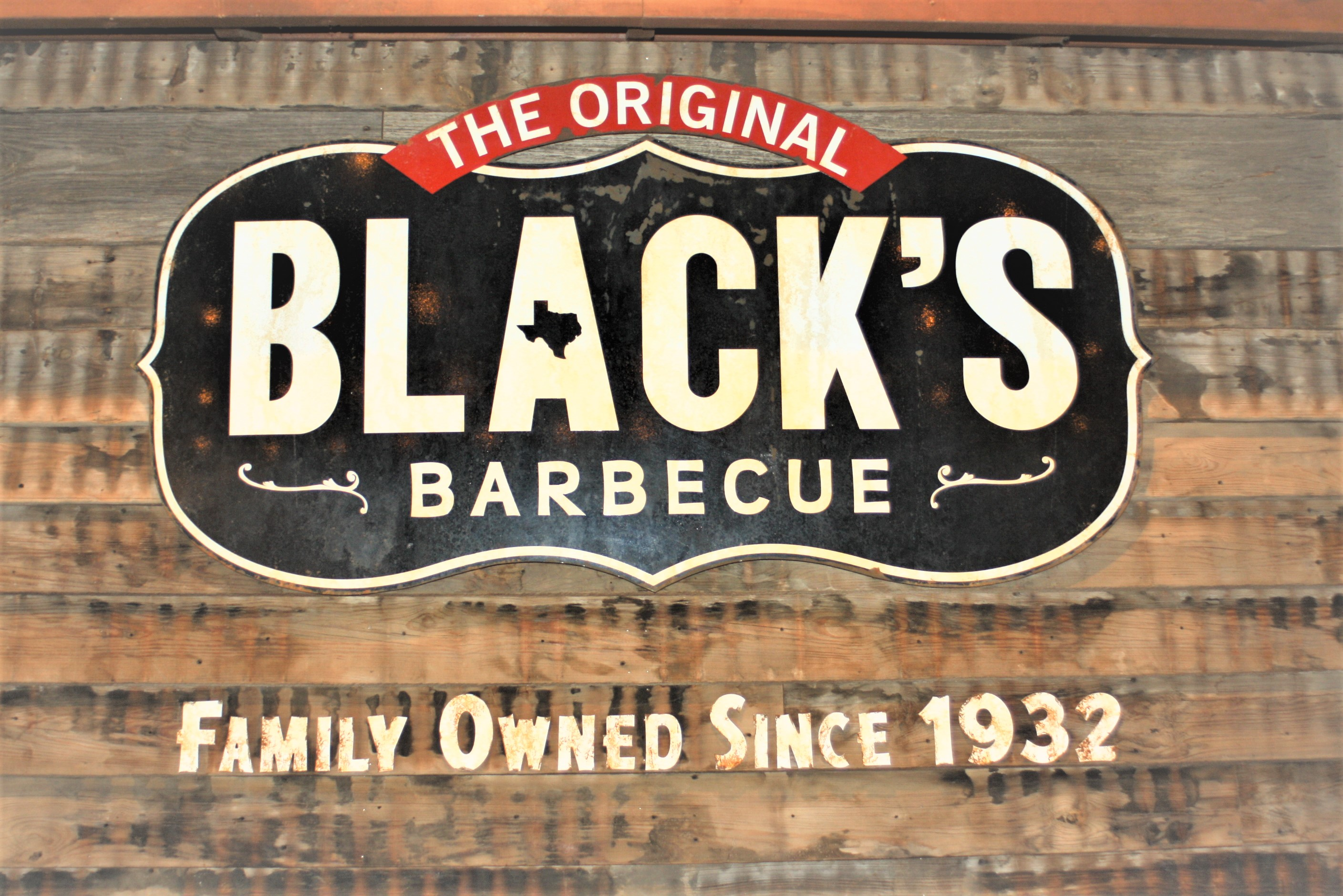 The Original Black's Barbecue