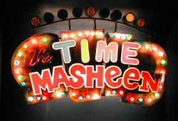 Timemasheen for Idiocracy Film