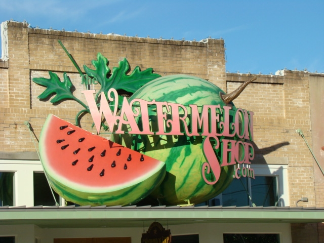 Luling Watermelon Shop