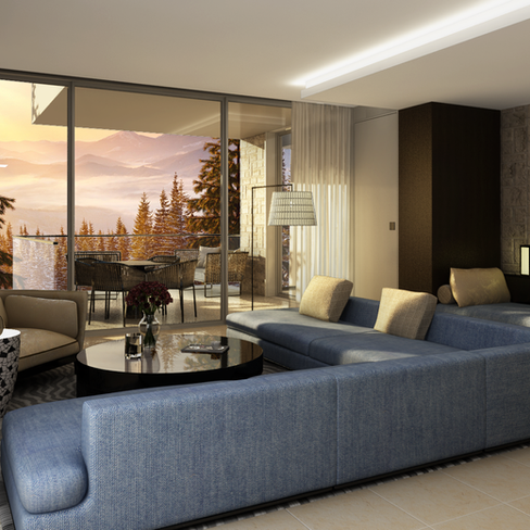 Projet Hôtel de luxe