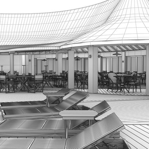 Projet Hôtel Restaurant