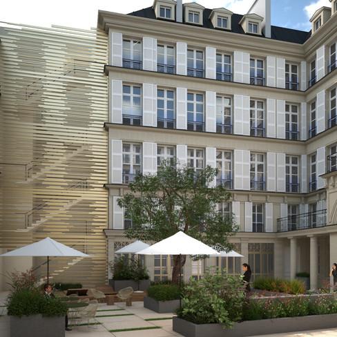 Projet Renovation Paris