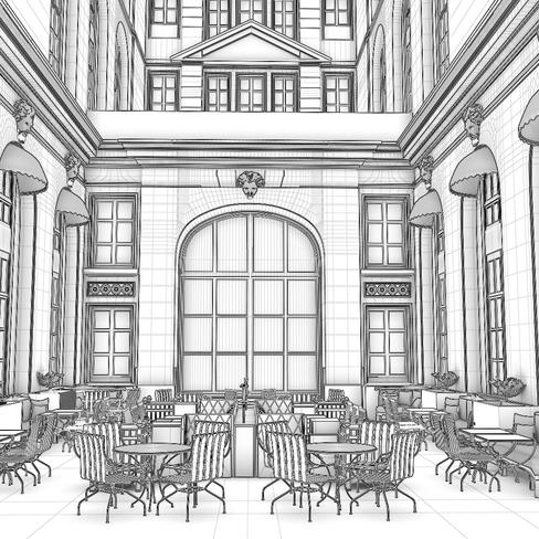 Projet Palace Parisien