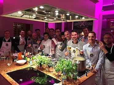Firmen Event in der Lions Kitchen in München
